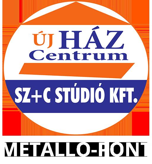 ÚjHáz Centrum | SZ + C Stúdió Kft. METALLO-PONT